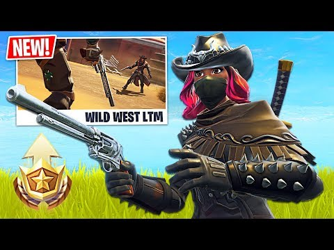 Wild West Game Mode! *Random Duos* (Fortnite Battle Royale) thumbnail