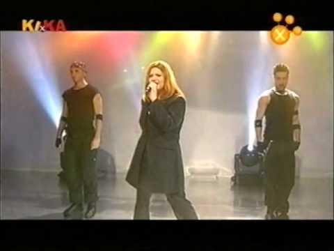 Groove Coverage - 7 Years & 50 Days (Live - Kika TV 2004)