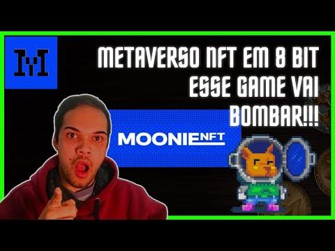 Download 🎮MOONIE NFT👾, GAMES, METAVERSO, NFT'S, PLATAFORMA PRONTA PARA BOMBAR!!!
