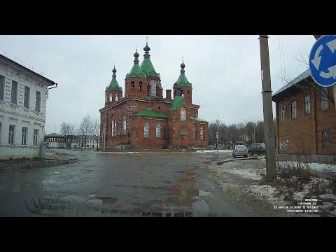 Зима  г. Макарьев  17. 01. 2020 г.