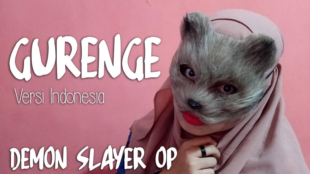 【sasya】Gurenge (Versi Indonesia) - Demon Slayer OP【kover vokal】