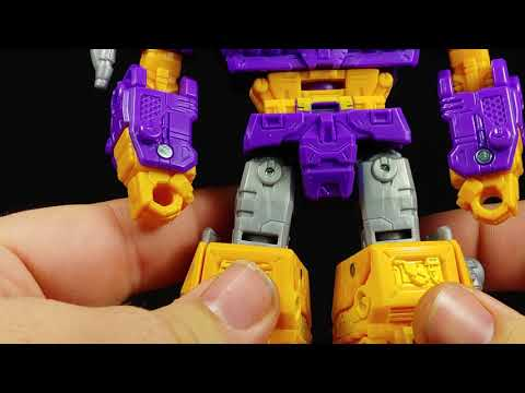 Transformers 3rd Party Tim Heada TH005S Gap Filler Upgrade Kit For Siege Impactor Review