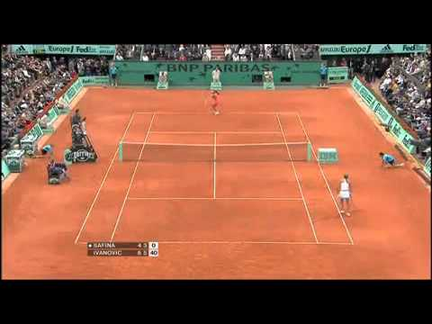 Championship Point 2008 French Open