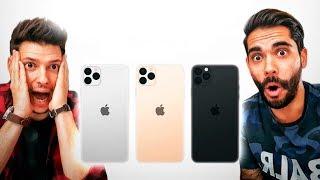 Así son los nuevos iPhone 11 Pro (SORTEO INCLUIDO)