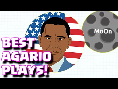 Agario TOP PLAYS / FUNNY MOMENTS! BEST...