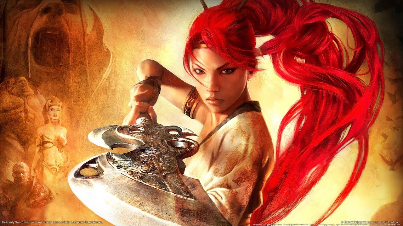 Heavenly Sword The Movie Hd 2018 Youtube