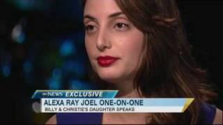Alexa Ray Joel Opens Up