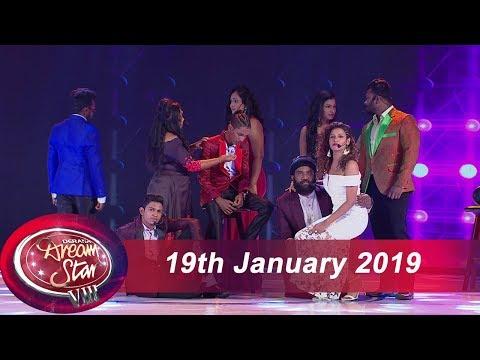 Dream Star Season VIII   Top 09 19th January 2019