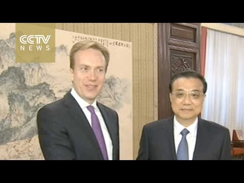 China and Norway agree to normalize ties