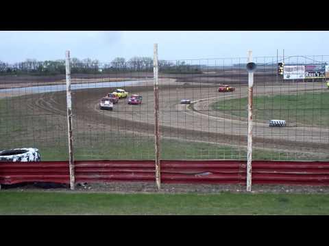 101 1313 2013-05-09 Devils Lake Speedway Truck Feature