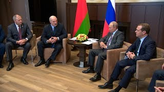 Лукашенко рассчитывает на разрешение до конца года вопросов белорусско-российской повестки дня