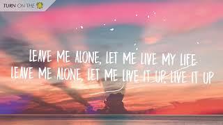Major Lazer - All My Life (feat. Burna Boy) - lyrics [ Official Song ] Lyrics / lyrics video