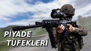 Arkebüzden MPT-76'ya Türk Piyade Tüfeklerinin Tarihi