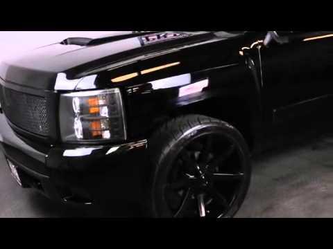 Usado 2008 Chevrolet Silverado 1500 Para La Venta en Houston