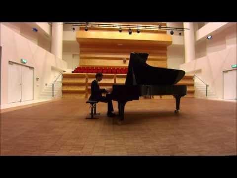 Camiel Boomsma - Chopin - Nocturne Opus.48 No.1
