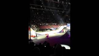 Nitro Circus Live Bicyles/Dirt Bikes doing tricks