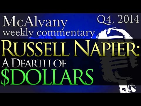 Faith in Fed Shattered: Russell Napier | McAlvany Commentary 2014