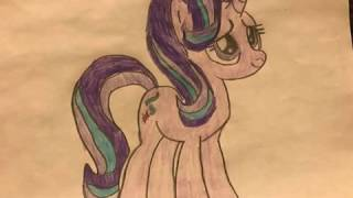 My Drawing of Starlight Glimmer