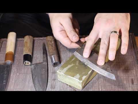 Обзор японских кухонных ножей Деба