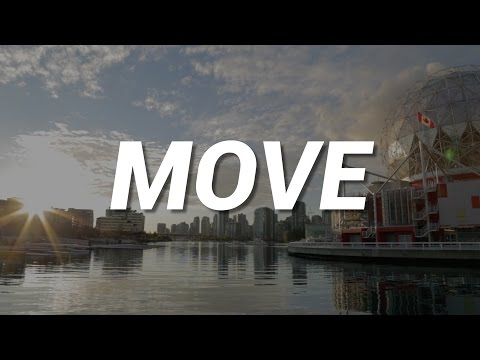 MOVE // Multimodal Transportation In Vancouver