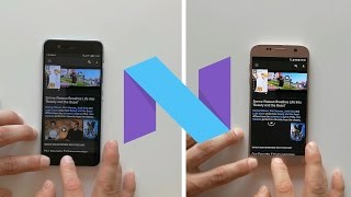 Huawei P10 vs. Samsung Galaxy S7 - SPEED TEST (Android 7.0 Nougat)