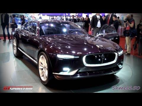 Bertone Jaguar B99 Concept And B99 Gt Geneva 2011 With Gtspirit