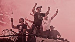 SUPERPUCHAR POLSKI LECH POZNAŃ - Legia Warszawa (10.07.2015): Kocioł wrze po trzeciej bramce