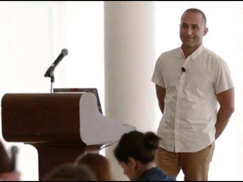 "Destination Talent NYC - Samer Zaben, Vimeo - ""Tech Recruiting Recalibrated"""