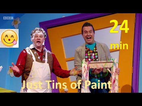 Justin's House Series 2 Episode 22 Just Tins of Paint
