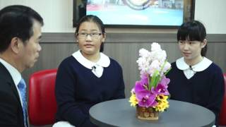 Publication Date: 2017-06-01 | Video Title: 一葦園 - 何世昌校長專訪