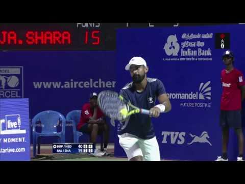 Chennai Open 2017 Final: Rohan Bopanna - Jeevan Nedunchezhiyan Lift Title