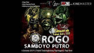 Download lagu 2 jam nosntop mp3 jaranan rogo samboyo putro gayeng poll MP3