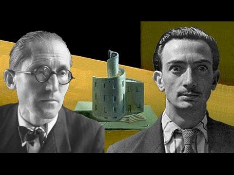 Le Corbusier vs Salvador Dali & Terry (Modernism vs Surrealism in Architecture) - Chenonceau 11