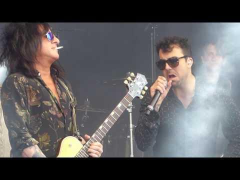 Steve Stevens & Band feat. Franky Perez - Dirty Diana (Live) @ Musikmesse Frankfurt 08.04.17