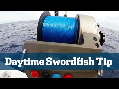 Florida Sport Fishing TV - Daytime Swordfish Offshore Tips Tricks Tactics South Florida