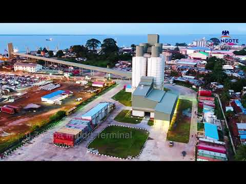 Dangote Cement : One Africa. One Brand TVC 2