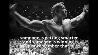 Arnold Schwarzenegger Motivation - 6 rules of success speech - with subtitles [HD]