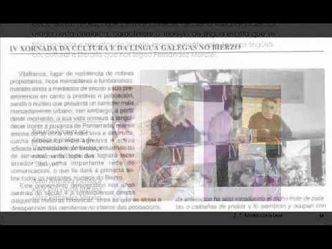O Rexurdimento do Galego no Bierzo 1861-2011