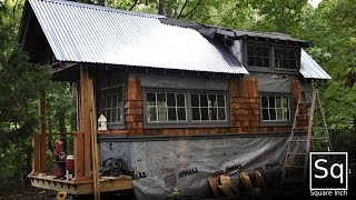 Building A Tiny House - Welcome To My Future Home!