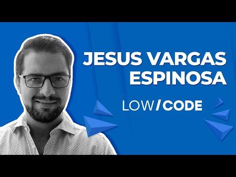 Download 33. Jesús Vargas Espinosa, Founder Low/Code 🎙 De Empresa a Empresa