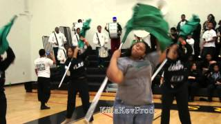 Cass Tech High School Alumni Band - E.S.P.N. - 2013