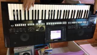 Tương tư nàng ca sĩ Yamaha Psr-A2000