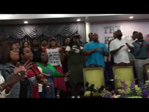 You Must Be Born Again - Hezekiah Walker & The Love Fellowship Crusade Choir
