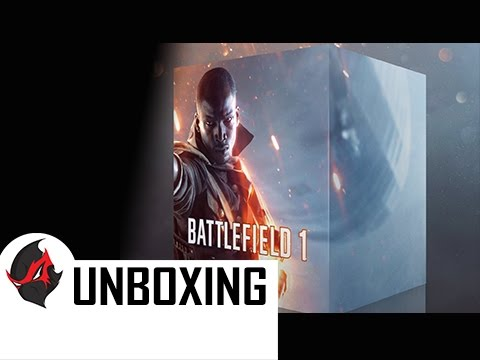 Battlefield 1 Collector's Edition Unboxing + Review