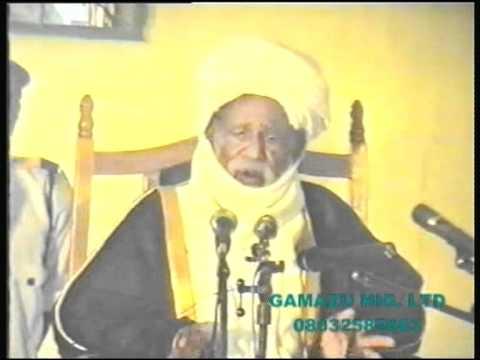 Download Sheikh Dahiru Bauchi Tafsir Surat Nisa 2009 Day 5th 1/3
