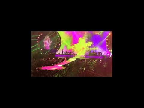 SHAKIRA/Golden Tour / MSG