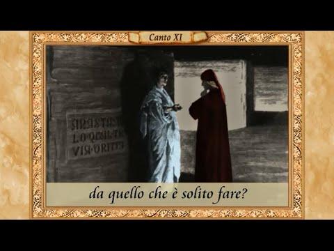 La Divina Commedia in PROSA - Inferno, canto XI (11)