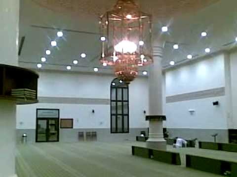 A BEAUTIFUL MASJID IN DAMMAM (SAUDI-ARABIA)