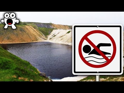 Top 20 Places You Should NEVER EVER Swim