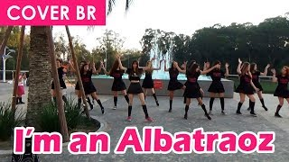 [POP IN PUBLIC] I'm an Albatraoz dance cover EASY choreography by BLACK SHINE